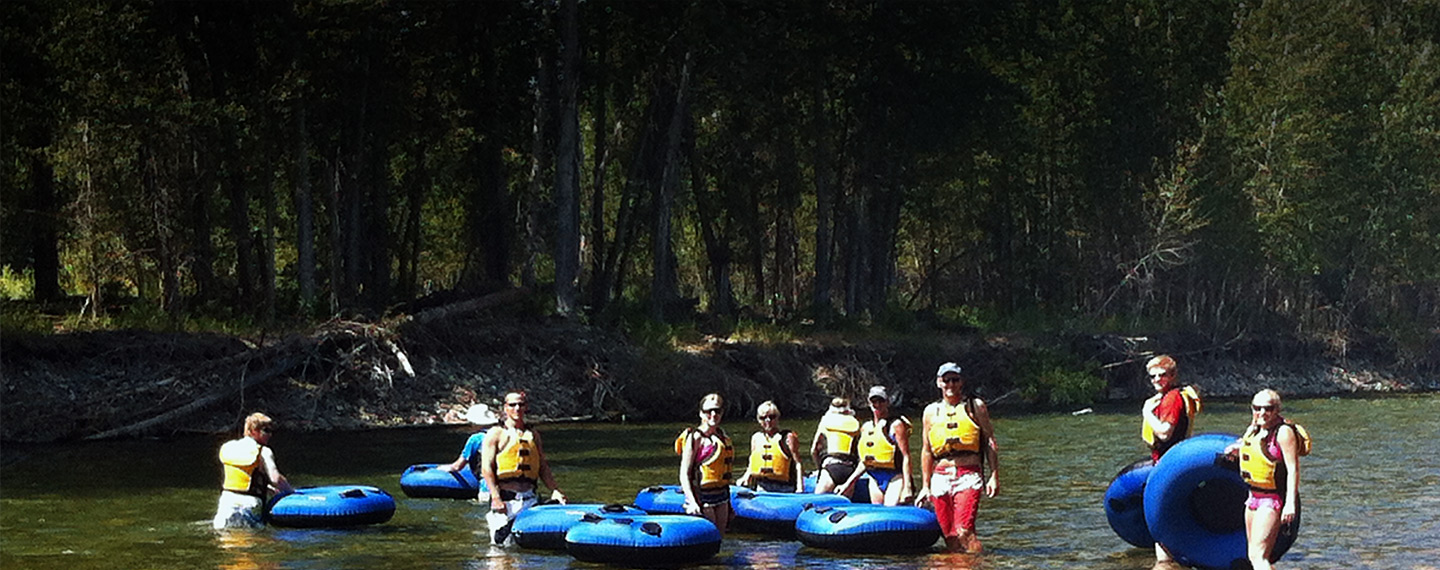 Great activities for groups near Winthrop, Washington